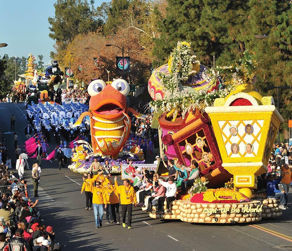 3 Fakta Menarik Tentang Festival Pasadena