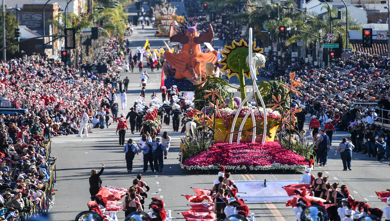 Nostagia Perayaan Festival Pasadena Tahun 2020
