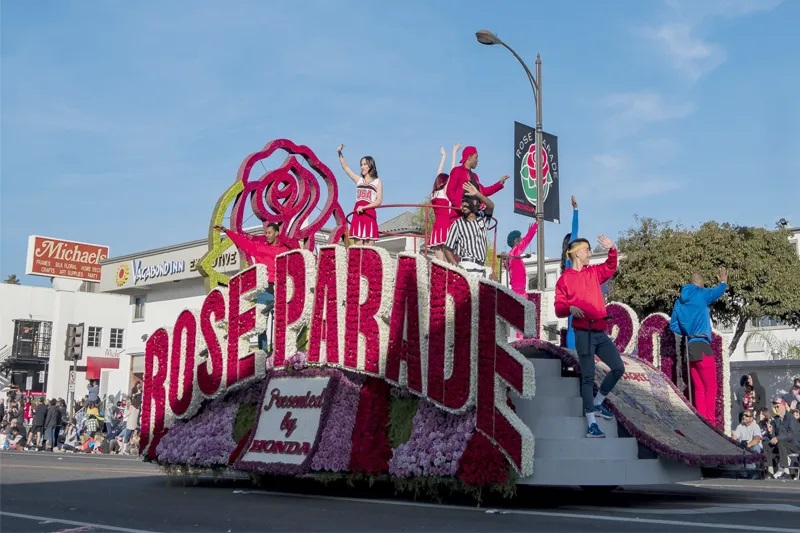 Sebelum Mengikuti Rose Parade, Simak Tips Berikut